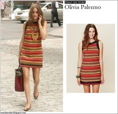 July 2012 ~ I want her style - What celebrities wore and where to buy it. Celebrity Style