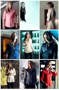 Doctor Lauren Lewis + button-down shirts Great Love Stories, Love Story, Lost Girl Bo, Kris Holden Ried, Bo And Lauren, Delphine Cormier, Lauren Lewis, Button Downs, Button Down Shirt