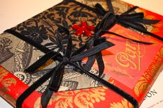 Multiple gift wrap patterns