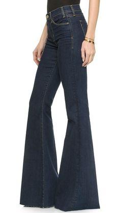 e7f4e699f4 McGuire Denim Majorelle Flare Jeans Denim Flare Jeans