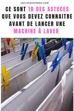 [ 10 astuces impressionnantes pour avoir des vêtements impeccables Hello everyone, do you want to know all the techniques to have clean laundry in all circumstances? Deep Cleaning Tips, Green Cleaning, Spring Cleaning, Cleaning Hacks, Diy Hacks, Disney Christmas Decorations, Hard Water Stains, Cleaning Painted Walls, Clean Dishwasher