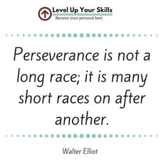 Perseverance in the Face of Adversity Fuel the Ultimate Success