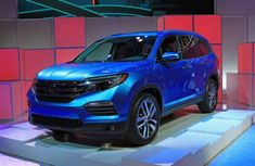 The Forthcoming 2019 Honda Pilot Is A Combination Of Great Features Interior E