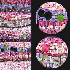 berlingot  mosaïque