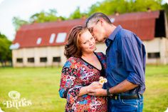 Here is a photo from Jeannie and Mike's really cute couple's session in Matthews, NC. Go check out some more!