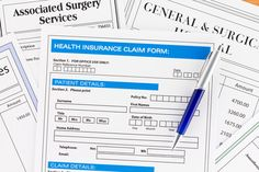 Insurance forms, claim forms, oh my!