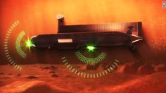 NASA is working on a submarine to explore the methane seas of Saturn's largest moon, Titan.