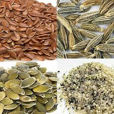 The Top 10 Healthiest Seeds on Earth, good article