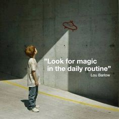 Look for the magic in daily routine. Follow us on Twitter @Lynne {Papermash} Schneider For Life of Vinings - Buckhead, GA and Like us on http://facebook.com/RelayForLifeOfViningsBuckheadGA Get involved or make a tax-deductible donation>> https://RelayForLife.org/ViningsBuckheadGA