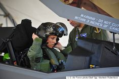 Air Force Announces First Ever Female F-35 Fighter Jet Pilot, Lt. Col. Christine Mau