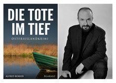 """#Ostfrieslandkrimi  """"Die Tote im Tief"""" von #AlfredBekker  5 Sterne von Mila bringen es auf den Punkt! """"Alfred Bekker ist im Bereich Western, Science Fiction und #Krimi das, was man ohne zu übertreiben als eine Autorenlegende bezeichnen kann.  http://amzn.to/2BNUzer  #Lesen #Klarantverlag #Emden #Ostfriesland #Dollart #GroßesMeer #Tatort  #Hobby"""