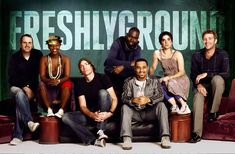 Freshlyground formed in early 2002, and is made up of seven talented and diverse musicians from South Africa, Mozambique and Zimbabwe. Fronted by the diminutive but dynamic Zolani Mahola, the band exudes a live performance energy that has been the bedrock of their success. #speakersinc #freshlyground #entertainment