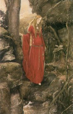 Olwen, from welsh myth.