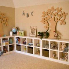 playroom storage- NEED to do this!!!