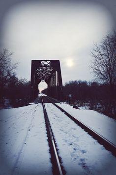 Wintertime in Crookston, MN