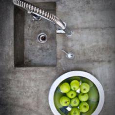 Clean Concrete. Visit NuConcrete.com for all Concrete_Design & Installation.