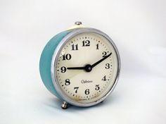 Vintage alarm clock Sevani made in Soviet Armenia by USSRvintage