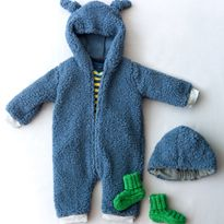 Free Teddy Bear Overalls from Nordic Patterns