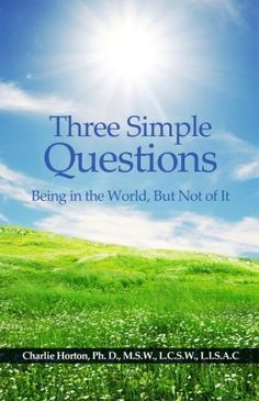 """Learn how to make decisions in life by asking """"Three Simple Questions."""" #lifelessons #howto #selfhelp #inspiration"""