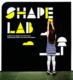 Shape Lab - The Department of Advertising and Graphic Design