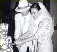 Demi Moore & Ashton Kutcher Bodas de los famosos en #BodaTotal