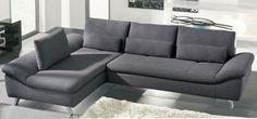 Home Decoration Websites #9 - Modern L-shaped Sofa Designs #24711 ...