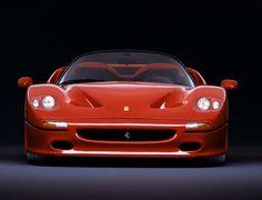 Ferrari Special Limited Series,  F50