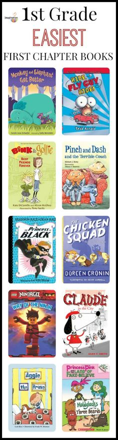 Help your child move into chapter books. Classic first grade easy chapter books. The best children's books for graders who are reading well. Read a book with your child today. Summer Reading Lists, Kids Reading, Teaching Reading, Reading Books, Reading Art, Reading Skills, Reading Library, Summer Books, Student Reading