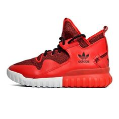 best service 2c0a4 e2e99 Adidas Originals Tubular X red black Sneaker Mens Trainers S74929 Zara  Sneakers, Leather Sneakers,
