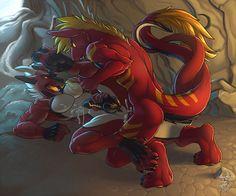 chibi furry dragon gay porn