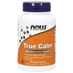 NOW Foods True Calm Amino Relaxer, 90 Veg Capsules Now Foods https://www.amazon.com/dp/B0006U6IMI/ref=cm_sw_r_pi_dp_x_Ig1lybBWXC8VC