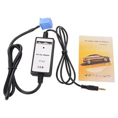 XCSOURCE Car CD Audio Aux In Adapter MP3 Player Radio Interface for Honda Accord Civic CRV Odyssey AC470 -- Awesome products selected by Anna Churchill