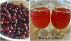 Phalsa Berry (Grewia asiatica) Sharbat.  A delicious way to beat the summer heat.  Click the link for the simple recipe. #sharbat #phalsaberry #phalsa #sharbat #summerfruits #summerdrinks #summercoolants