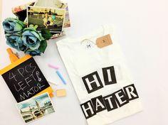 Hi Hater Bye Hater!
