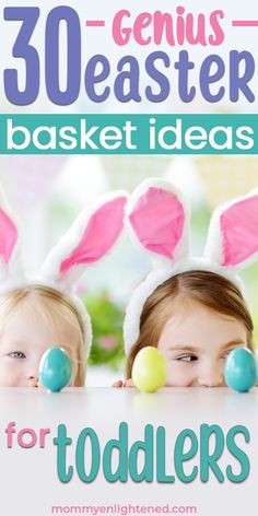 If you are looking for the best Easter basket ideas for toddlers in 2019 - we have a extensive list here! Easter is a fun holiday, and as a mom you can make it a lot of fun! Boys Easter Basket, Easter Baskets For Toddlers, Easter Gifts For Kids, Easter Presents, Presents For Kids, Parenting Humor, Parenting Hacks, Pregnancy Help, Basket Ideas
