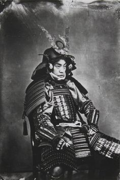 samurai fotos antiguas vintage japon 5