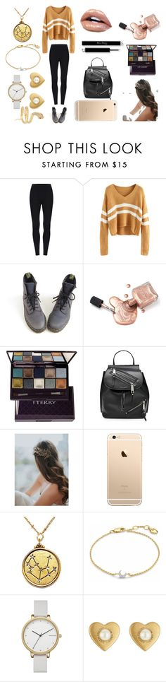 """""""Casual #2"""" by kaylamoraled on Polyvore featuring Dr. Martens, By Terry, Marc Jacobs, Missoma and Skagen"""