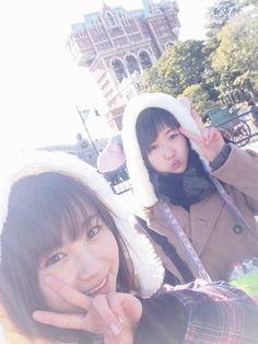 夢の国!石田亜佑美|モーニング娘。'15 天気組オフィシャルブログ Powered by Ameba