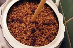 Koliva or Kutia (Memorial Wheat) Old Believers, Lenten, Russian Recipes, Eating Well, Breads, Grains, Greek, German, Polish
