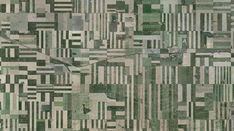"""A grid of farm fields surround the small towns of Prelate (center left) and Sceptre (center right), Saskatchewan. See it <a href=""""http://goo.gl/maps/yZCZN"""">mapped</a>."""