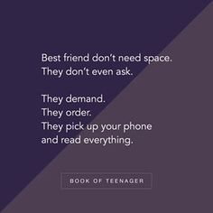 Book Of Teenager ( Besties Quotes, Best Friend Quotes, Cute Quotes, Funny Quotes, Girlfriend Quotes, Bestfriends, Friendship Captions, Best Friendship Quotes, Fight With Best Friend
