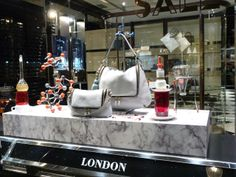Anya Hindmarch, London // The Maxi Zip in collaboration with Harlequin Design // January 2014