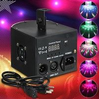 Buy KINGSO 18W DMX512 RGB Sound Active LED Stage Lighting DJ Club Disco Dance Party Show Effect Light for Party Wedding Christmas AC90-240V at Wish - Shopping Made Fun