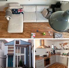 AirBnB apartment rental in Bergen, Norway