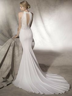 7cb08b3c4a La Sposa - Hilary. Vestido de novia en Barcelona. La Sposa Barcelona.  Colección