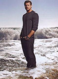 Grey's Anatomy Fan Site | Grey's Anatomy BR » Eric Dane na capa da Men's Health Magazine