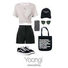 Exploring cities with Yoongi