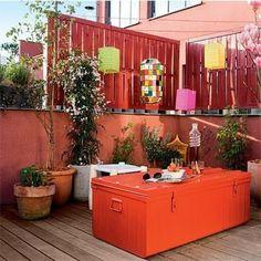 BALCONES Y TERRAZAS | Decorar tu casa es facilisimo.com