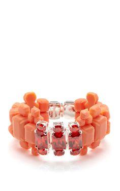 Jean Harlow Bracelet by Ek Thongprasert Now Available on Moda Operandi