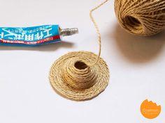 Tutorial DIY: Mini sombrero de paja | @ onelmon